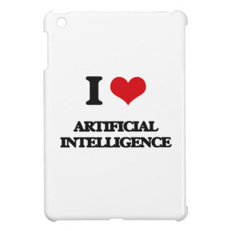 I Love Artificial Intelligence Case For The iPad Mini
