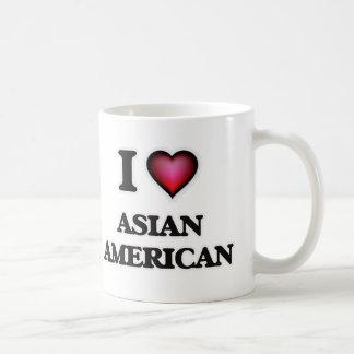 I Love Asian-American Coffee Mug