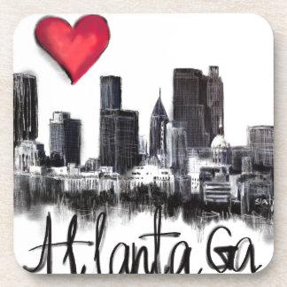 I love Atlanta Coaster