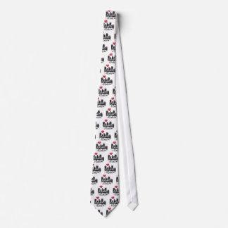 I love Atlanta Tie