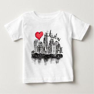 I love Austin Baby T-Shirt