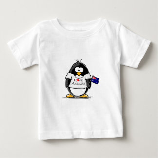 I Love Australia Penguin T-shirts