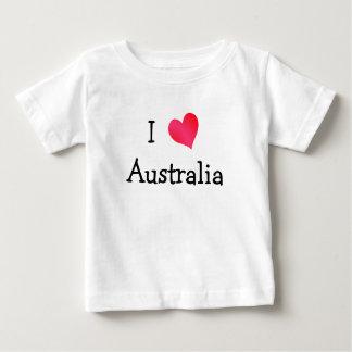 I Love Australia Tshirts