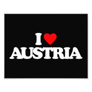 I LOVE AUSTRIA PHOTO