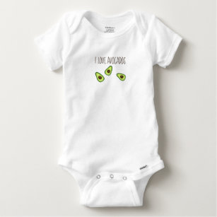 fa65c920e Avocado Baby Clothes & Shoes | Zazzle AU