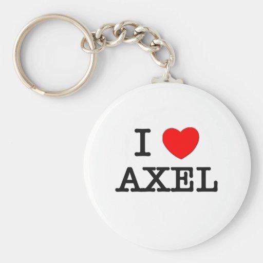 I Love Axel