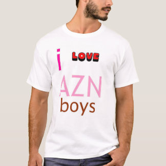 I love azn boys T-Shirt