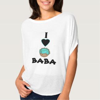 I [love] BABA tshirt