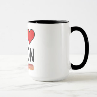 I Love Bacon 15 oz Coffee Mug
