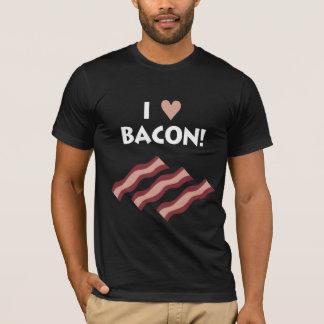 I Love Bacon - Dark Tee