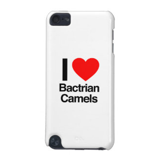 i love bactrian camels iPod touch (5th generation) cases