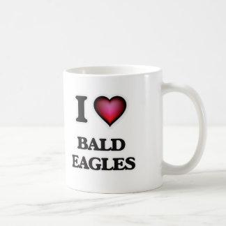 I Love Bald Eagles Coffee Mug
