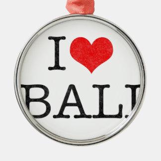 I LOVE BALI ORNAMENT