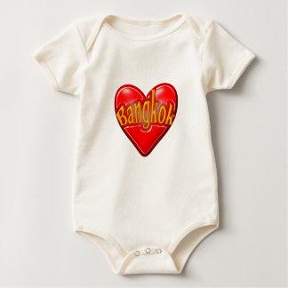 I Love Bangkok Baby Bodysuit