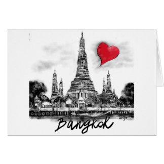 I love Bangkok Card