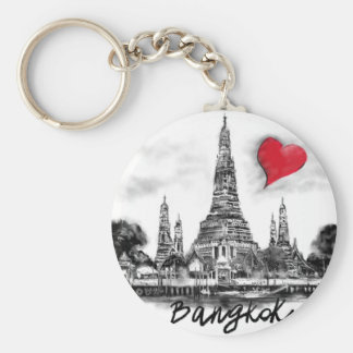 I love Bangkok Key Ring