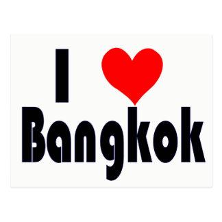 I Love Bangkok Thailand postcard