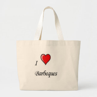 i love barbeques bags