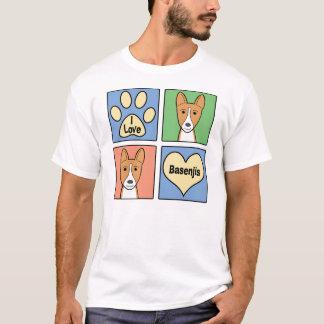 I Love Basenjis T-Shirt