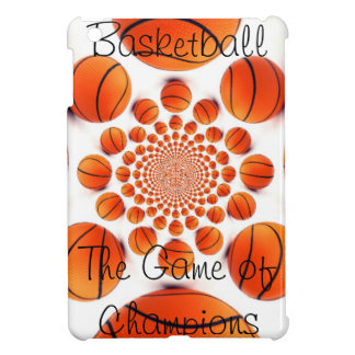 I Love Basketball iPad Mini Case