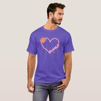 I Love Basketball Men's T-Shirt