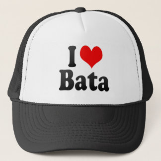 I Love Bata, Equatorial Guinea Trucker Hat