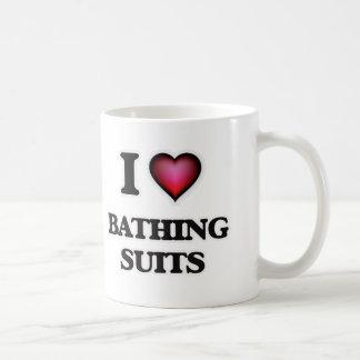 I Love Bathing Suits Coffee Mug