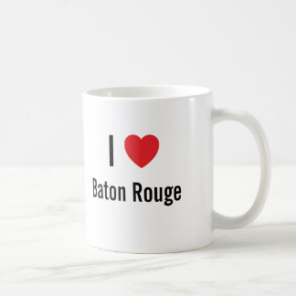 I love Baton Rouge Coffee Mugs