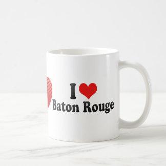 I Love Baton Rouge Coffee Mug