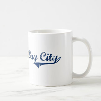 I Love Bay City Michigan Mugs