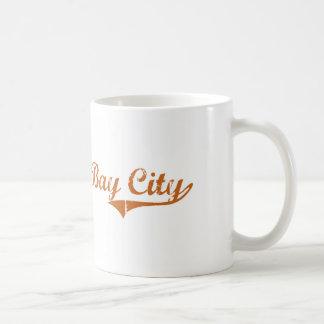 I Love Bay City Texas Coffee Mugs
