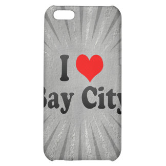 I Love Bay City, United States Cover For iPhone 5C