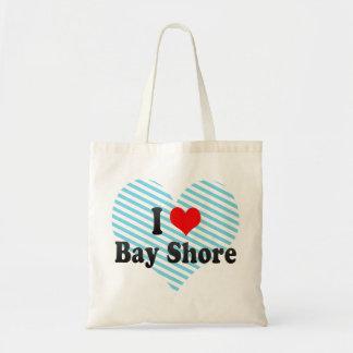 I Love Bay Shore United States Bag