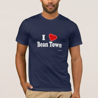 I Love Bean Town T-Shirt