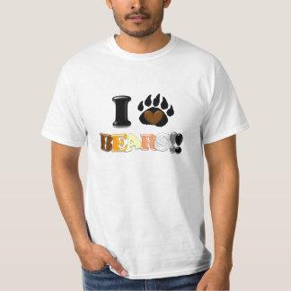 I Love Bears!! (Value Tee) T-Shirt