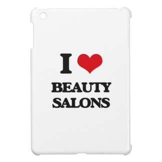 I Love Beauty Salons Case For The iPad Mini