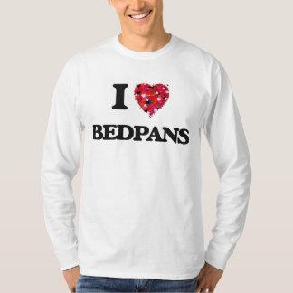 I Love Bedpans Tee Shirt