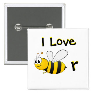 I love bee(r) beer button