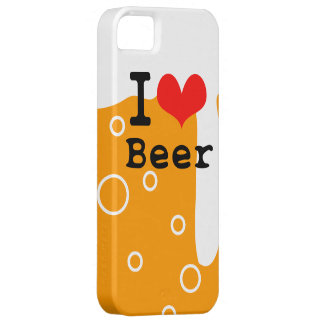 I Love Beer Case For The iPhone 5
