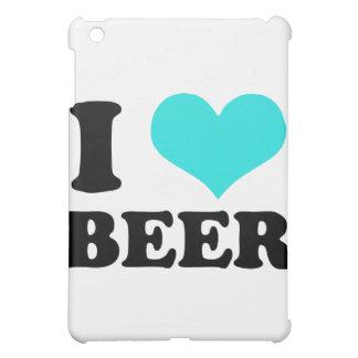I Love Beer iPad Mini Cases