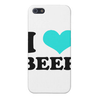 I Love Beer iPhone 5 Cover