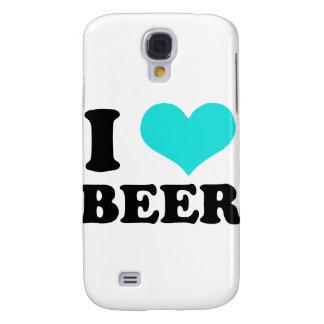 I Love Beer Samsung Galaxy S4 Case