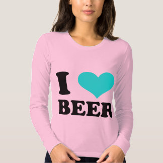I Love Beer Shirts
