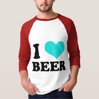 I Love Beer T-Shirt