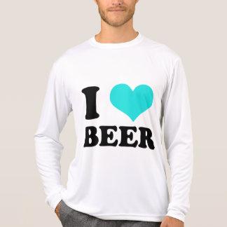 I Love Beer Tee Shirt