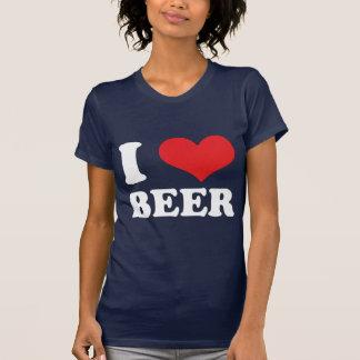 I Love Beer Tees