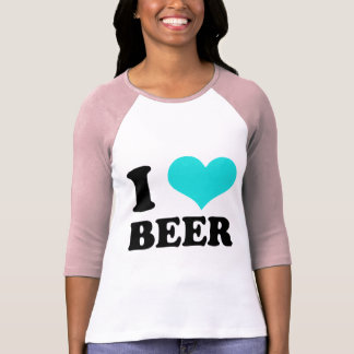 I Love Beer Tshirts