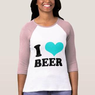 I Love Beer Tshirts
