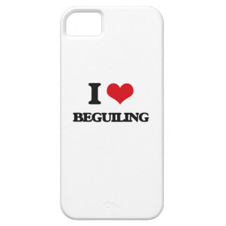 I Love Beguiling iPhone 5 Cases