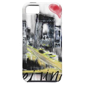 I love Beijing iPhone 5 Case